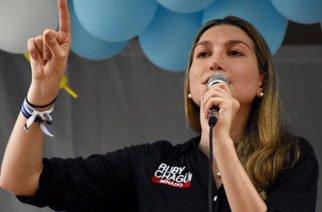 «Necesitamos recuperar la seguridad en Colombia», afirma la aspirante al Senado Ruby Chagüi