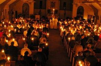 Sábado de Gloria: Católicos recuerdan el paso entre la muerte y la resurrección de Jesucristo y se escenifica la quema de Judas