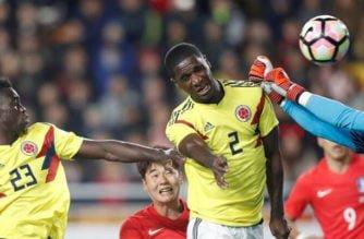 Colombia está afuera del Top 10 FIFA