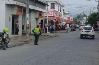 Tras denuncia de La Piragua, Policía recupera espacio público en Montería