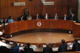 Después de 27 años la Corte Constitucional aprobó estatuto para proteger a la oposición