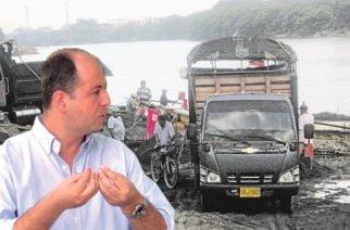 Areneros y paleros del río Sinú, aumentarían el cordón de miseria en Montería