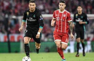 James respondió pero su equipo no: Bayern perdió en casa 2-1 con el Real Madrid