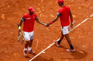 Cabal y Farah debutaron con victoria en el ATP 500 de Barcelona
