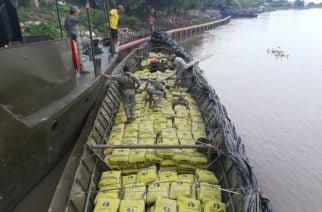 Incautan material usado para el procesamiento de Clorhidrato de Cocaína en Bolívar