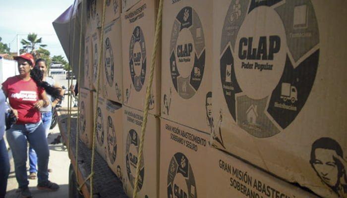 Santos critica uso del CLAP para tratar escasez de alimentos en Venezuela
