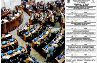 La tercera no será la vencida, consulta anticorrupción en Colombia