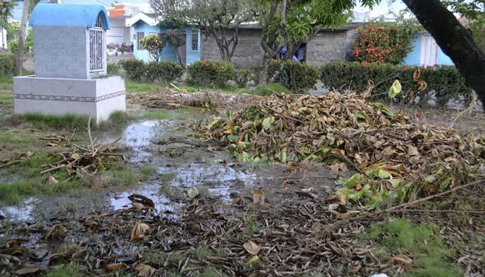No hay calles en El Alivio: habitantes del sector