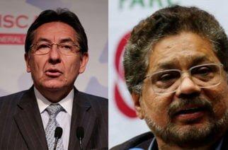 """Fiscal General de la Nación respondió a Iván Márquez respecto a quienes """"se están tirando el proceso de paz"""""""