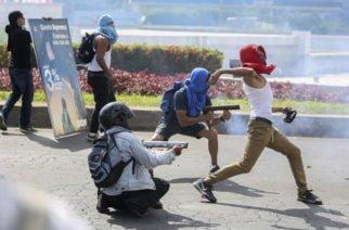 Protestas en Nicaragua dejan hasta el momento, 10 muertos