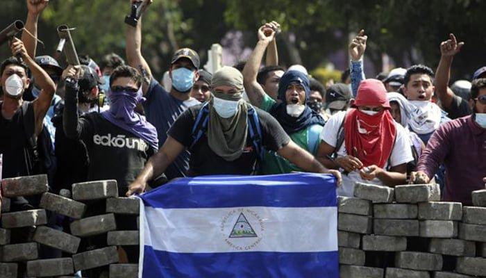 Después de 28 días de protesta inicia diálogo en Nicaragua