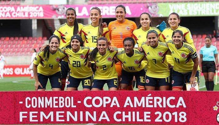 Colombia va por el título de la Copa América Femenina