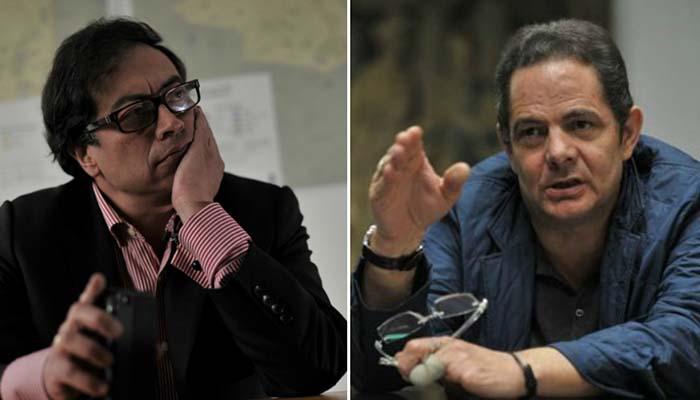 Vargas Lleras y Petro, los más atacados en redes sociales.