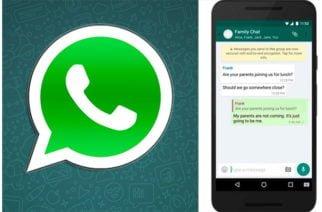 La nueva función que implementará WhatsApp está pensada para organizar los mensajes y conversaciones
