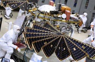 InSight viajará a estudiar el corazón de Marte