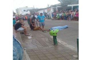En Montería mataron a un carnicero en barrio Edmundo López