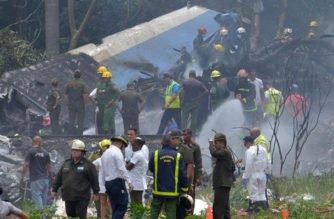 Ascienden a 112 los fallecidos en el accidente aéreo ocurrido en La Habana