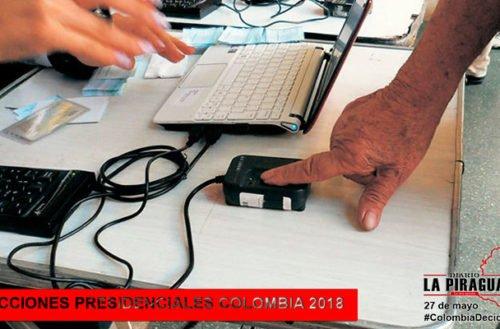 Municipios de Córdoba serán controlados con control biométrico en la jornada electoral