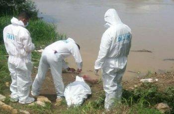 En Cotorra encuentran cadáver