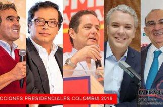 Mañana Colombia protagonizará un proceso electoral que podría ser histórico