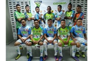 Caporos del Sinú vuelve al ruedo en el microfútbol nacional
