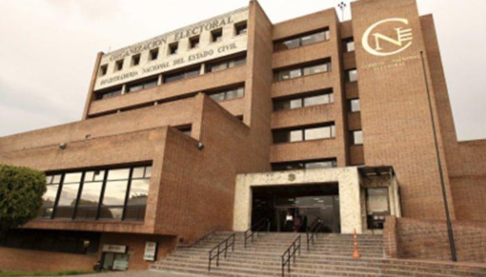 El CNE prohíbe encuestas desde el domingo 20 de mayo