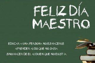 Colombia celebra hoy el Día del Maestro
