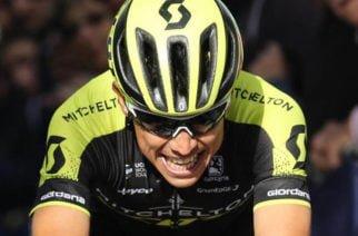 ¡Orgullo nacional! 'Chavito' ganó la sexta etapa del Giro de Italia