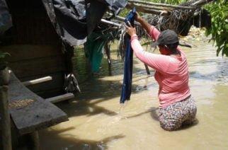 Más de 2.000 familias afectadas por lluvias en Córdoba