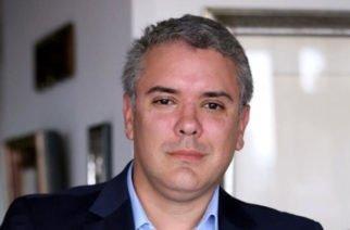 Iván Duque es galardonado por su activismo en pro de la democracia de Venezuela