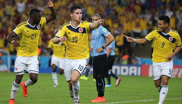 La FIFA no olvida a James: la dedicatoria por ser el goleador del pasado Mundial