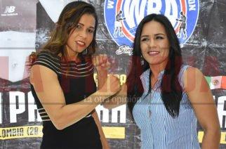 Cara a cara candente entre Liliana Palmera vs Yazmín Rivas