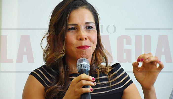 """""""En el ring lo que va a haber es trompá'"""": Liliana Palmera"""