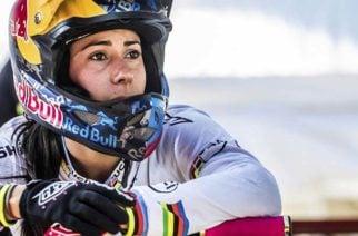 Mariana Pajón se lesionó y no estará en el Mundial de BMX