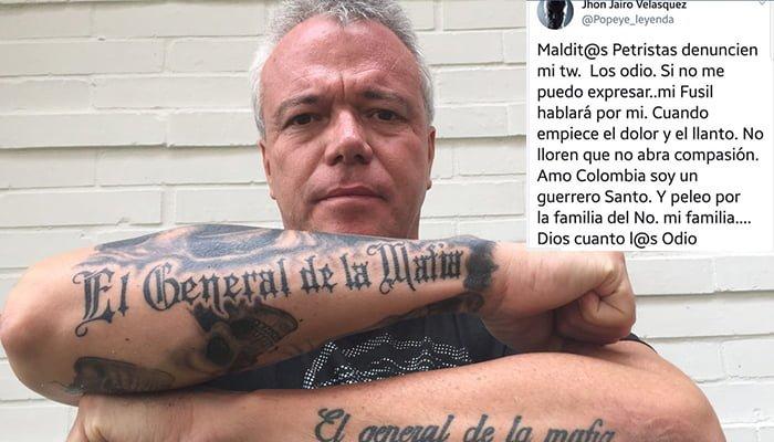 """Dijin y Sipol capturaron a alias """"Popeye"""""""
