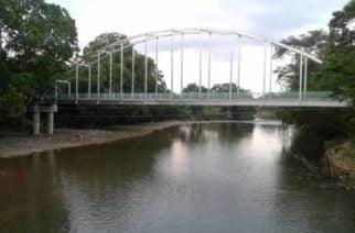 Puente en San José de Uré va viento en popa
