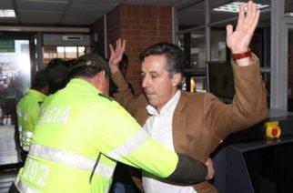 Medida de aseguramiento intramural contra Roberto Prieto por caso de Odebrecht