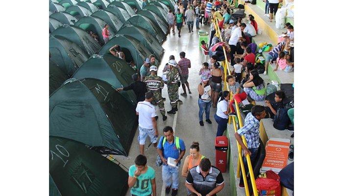 Personas retornan a sus hogares tras descenso de Hidroituango