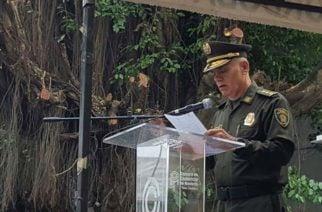 Subdirector de la Policía Nacional pide a los coroneles de la Metropolitana y Córdoba continuar trabajando para combatir la delincuencia