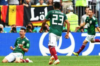 Cátedra de táctica le dio la victoria a México sobre Alemania