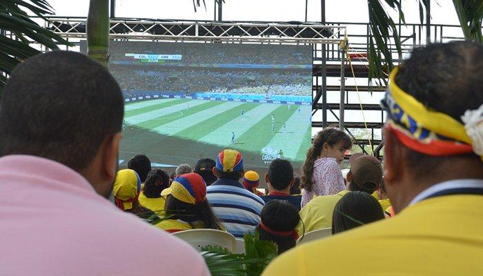 Fotogalería: Colombia viajó a Rusia para el Mundial 2018