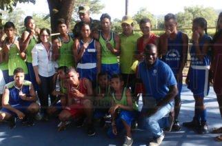 Córdoba se coronó campeón del 3er Torneo de Boxeo de la Feria Ganadera