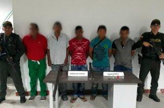 En Sincelejo recuperan ganado robado en Puerto Libertador