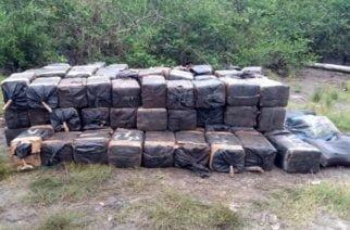La Armada Nacional y Fiscalía desarticulan red de tráfico de cocaína