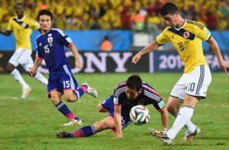 Colombia debuta en el Mundial frente a Japón