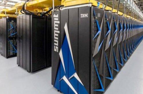 """EEUU lanzó la computadora """"más rápida del mundo"""""""