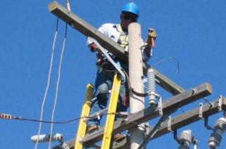 Este martes restringirán servicio de energía en Purísima y Momil