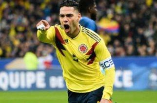 La FIFA hace reconocimiento a Falcao García