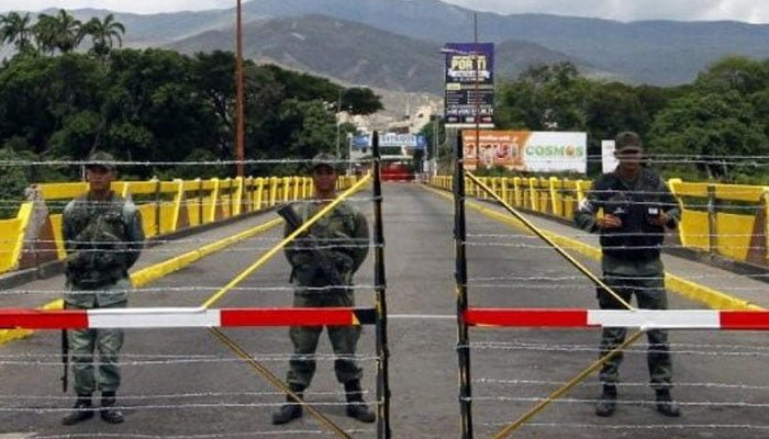 Fronteras con Venezuela serán cerradas este jueves por segunda vuelta presidencial