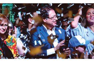 Tras lograr votación histórica para la izquierda, Petro será líder de oposición desde el Senado